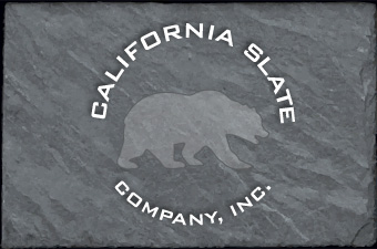 Logo for California Slate