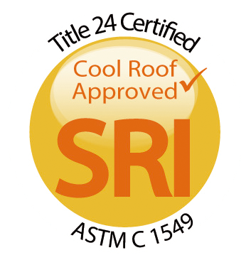 Solar Reflectance Index Certification Logo