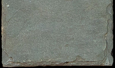 Sample of Vermont Strata Gray Dry, Close
