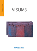 La Escandella Brochure for Visum3 Clay Tiles